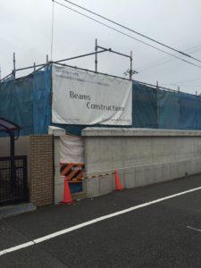 明石市「カタツムリの家」工事は順調に進んでいます