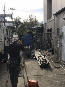 長田区ビル外壁改修工事!本日から工事着工です!