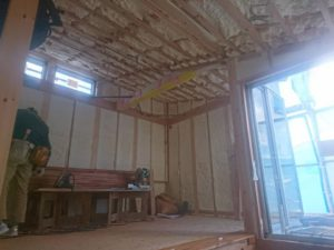 『O様邸新築工事』工事は進んでおります
