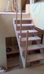 『O邸新築工事』工事も順調です。