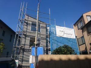 西宮市『O邸新築工事』です!