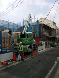 大阪府「柏原のテラスハウス」