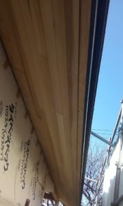 神戸市北区「haus plum 」天気も良好、工事も順調‼