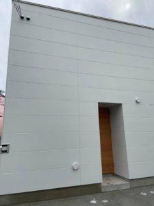 明石市I邸新築工事では、本日社内検査を実施しました!