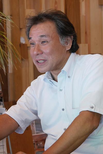 代表取締役社長 島田 鉄也