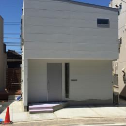 『堺区の家Ⅱ』完成見学会のお知らせ