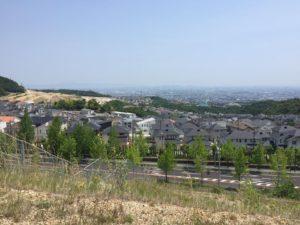 宝塚山手台の家