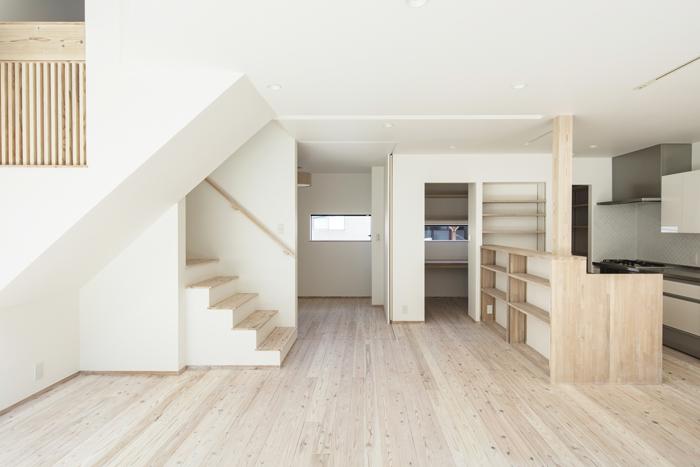 石切の家-flexble house-