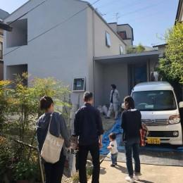『芦屋の家』の完成見学会のお知らせ!