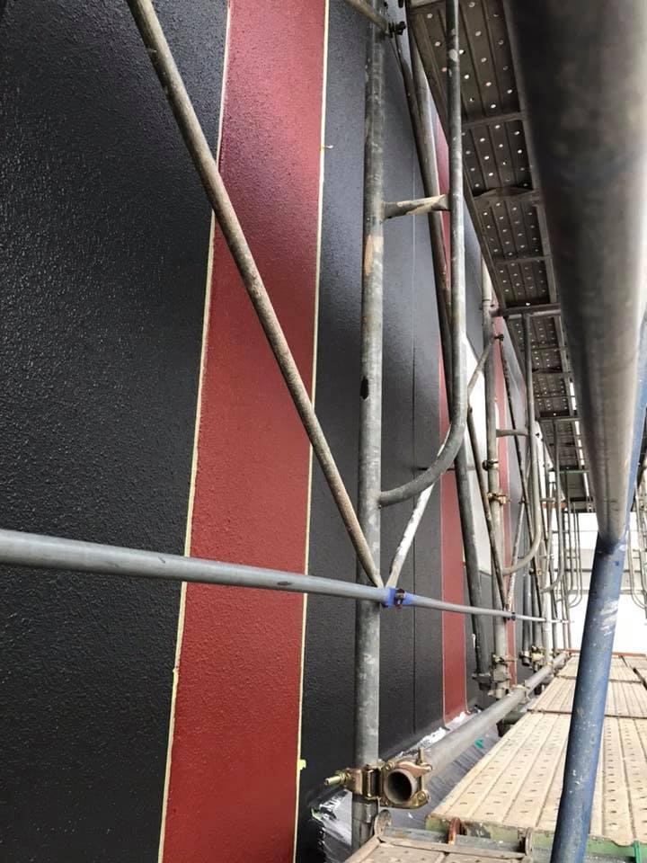 長田区ビル外壁改修工事