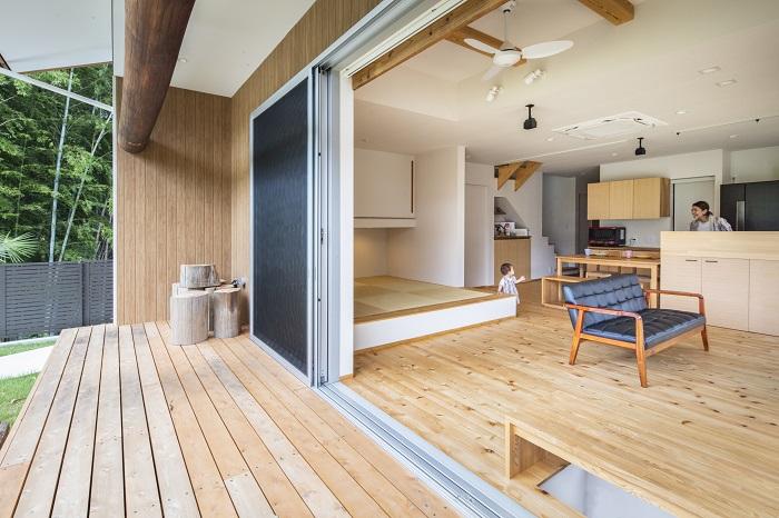 岸和田の家
