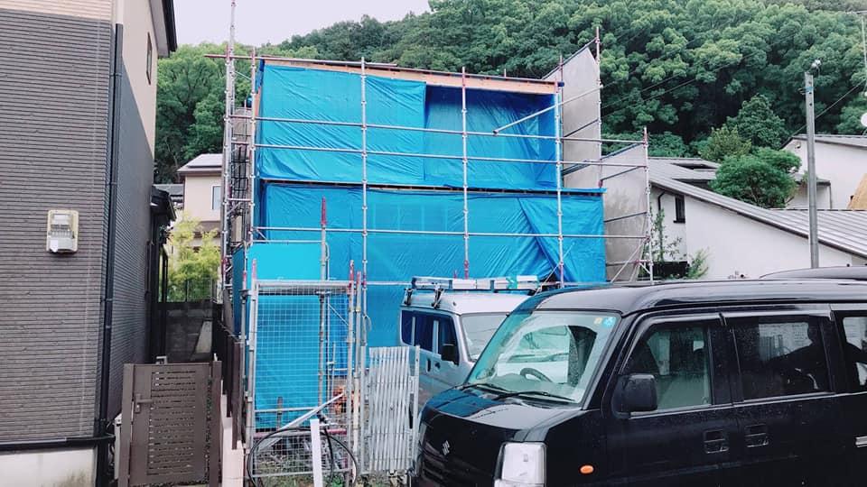 たつの市「M邸新築工事」
